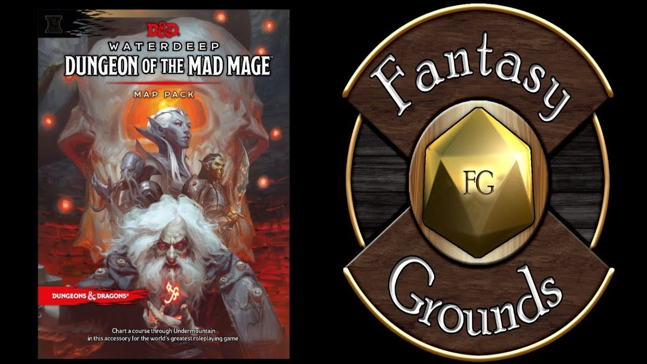 RPG Review: Waterdeep Dungeon of the Mad Mage