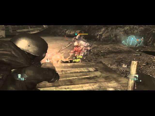 Resident Evil Revelations  Modo Asalto - Nivel 2