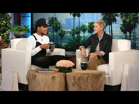 Chance the Rapper's Ellen Debut