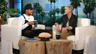 chance the rappers ellen debut