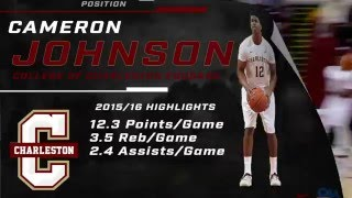 CofC Basketball Summer Series: Cameron Johnson