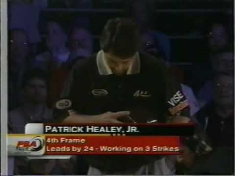 2002 PBA Battle At Little Creek Semi 1 Robert Smith vs Patrick Healey Jr part 1