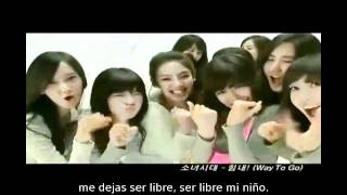 Snsd way to go (sub-español)