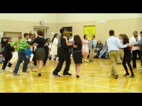 Dancing Classrooms , Harrison School 3
