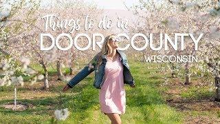 22 of the Best Things to do in Door County, Wisconsin