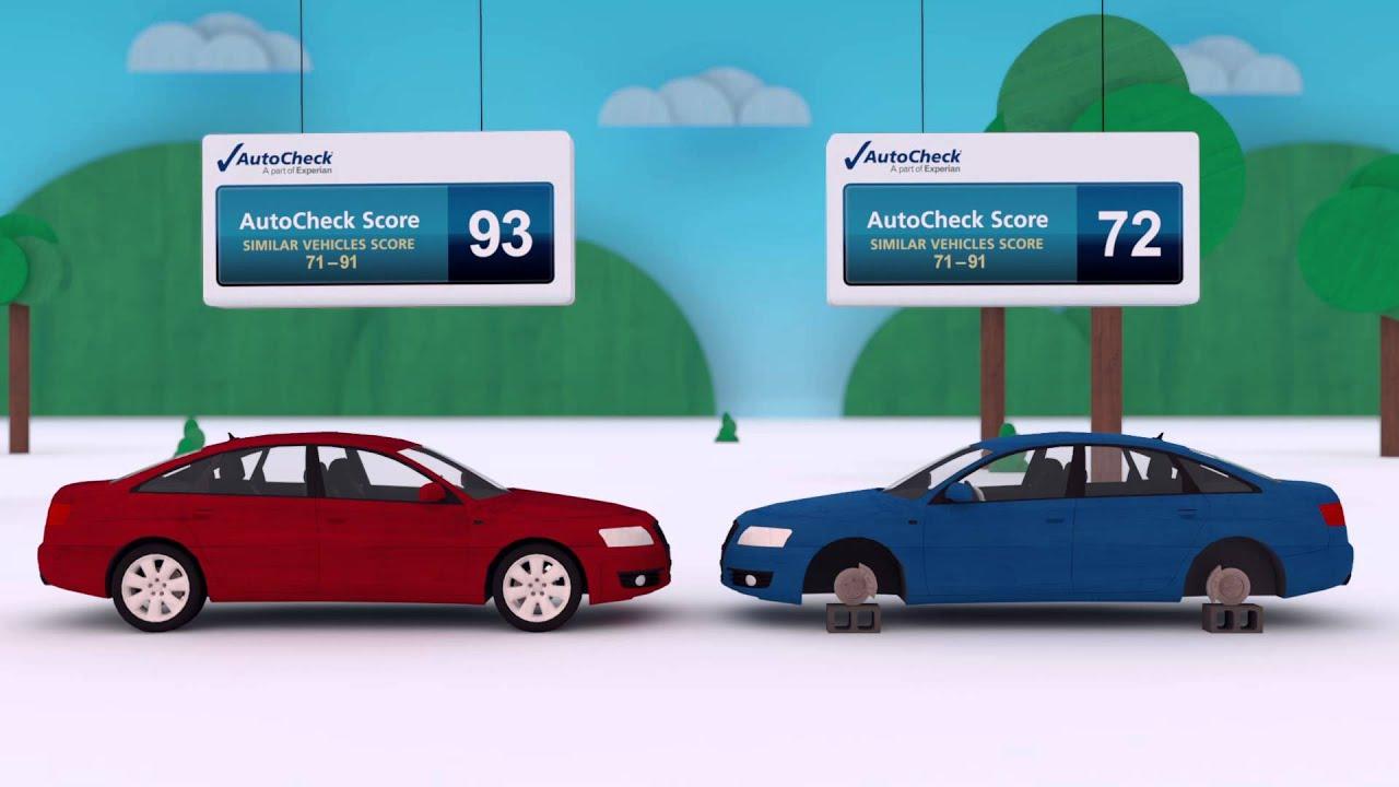 AutoCheck Score   AutoCheck com   AutoCheck com