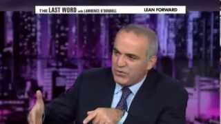Lawrence O'Donnell vs Russian Chess Player, Garry Kasparov, on Russia, Syria, Obama, and Putin
