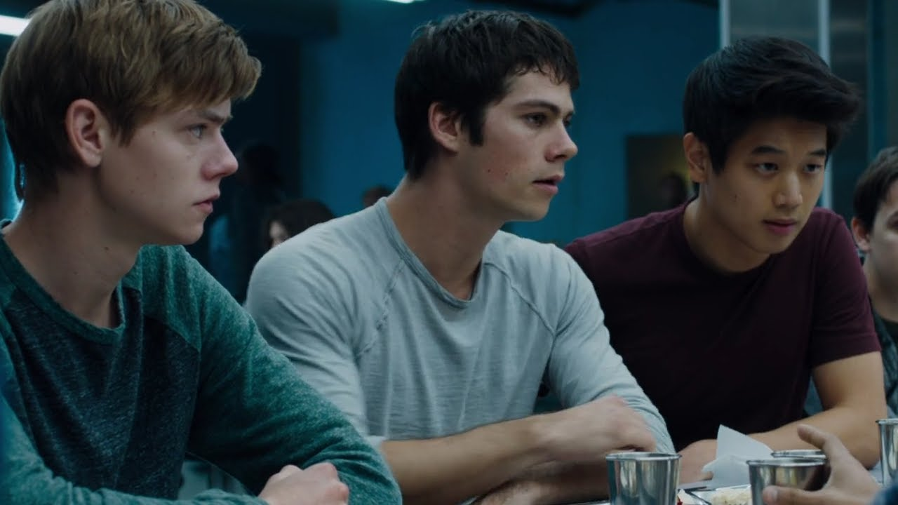 Download Thomas discovers there were other Mazes [The Scorch Trials]