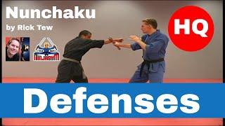 Rick Tew Nunchaku Punch and Kick Defense HQ.avi