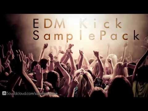 edm kick samples free