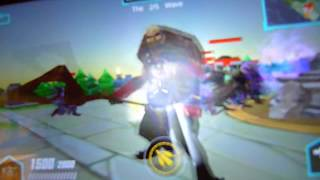 смотреть видео фрагмент игра ar gun VARPARK A8R с джойстиком Rocker
