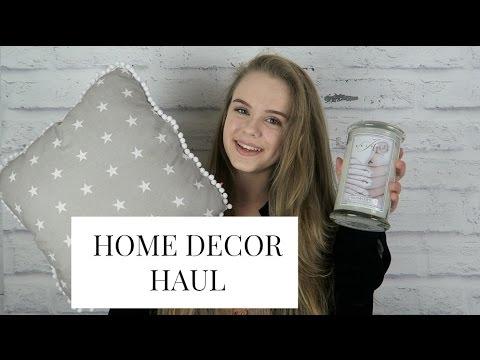 Home Decor Haul  Youtube