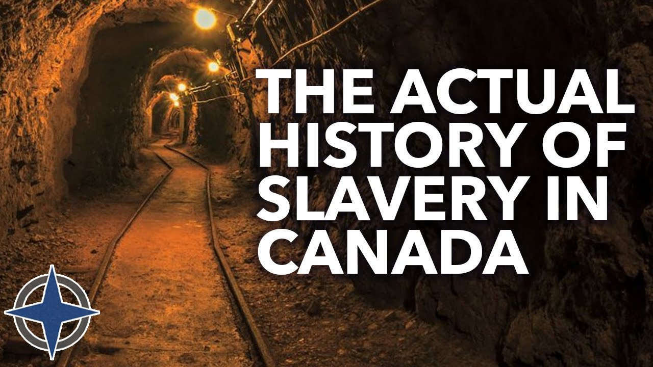 The actual history of slavery in Canada