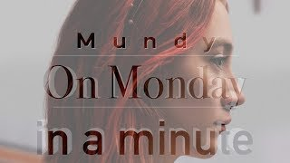 Mundy In A Minute: intro to Lady Bird!