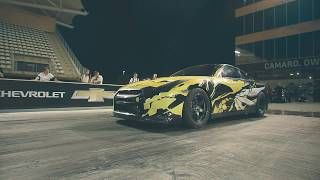 Nissan GT-R Moses 2.0 (first runs after upgrades)