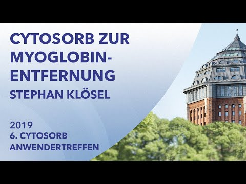 CytoSorb zur Myoglobin-Entfernung | Stephan Klösel