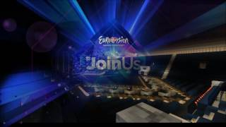 Eurovision Song Contest 2014 in Minecraft  -  Impression of the arena