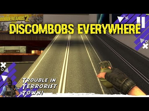 DIscombobs everywhere (GMOD Trouble In Terrorist Town)