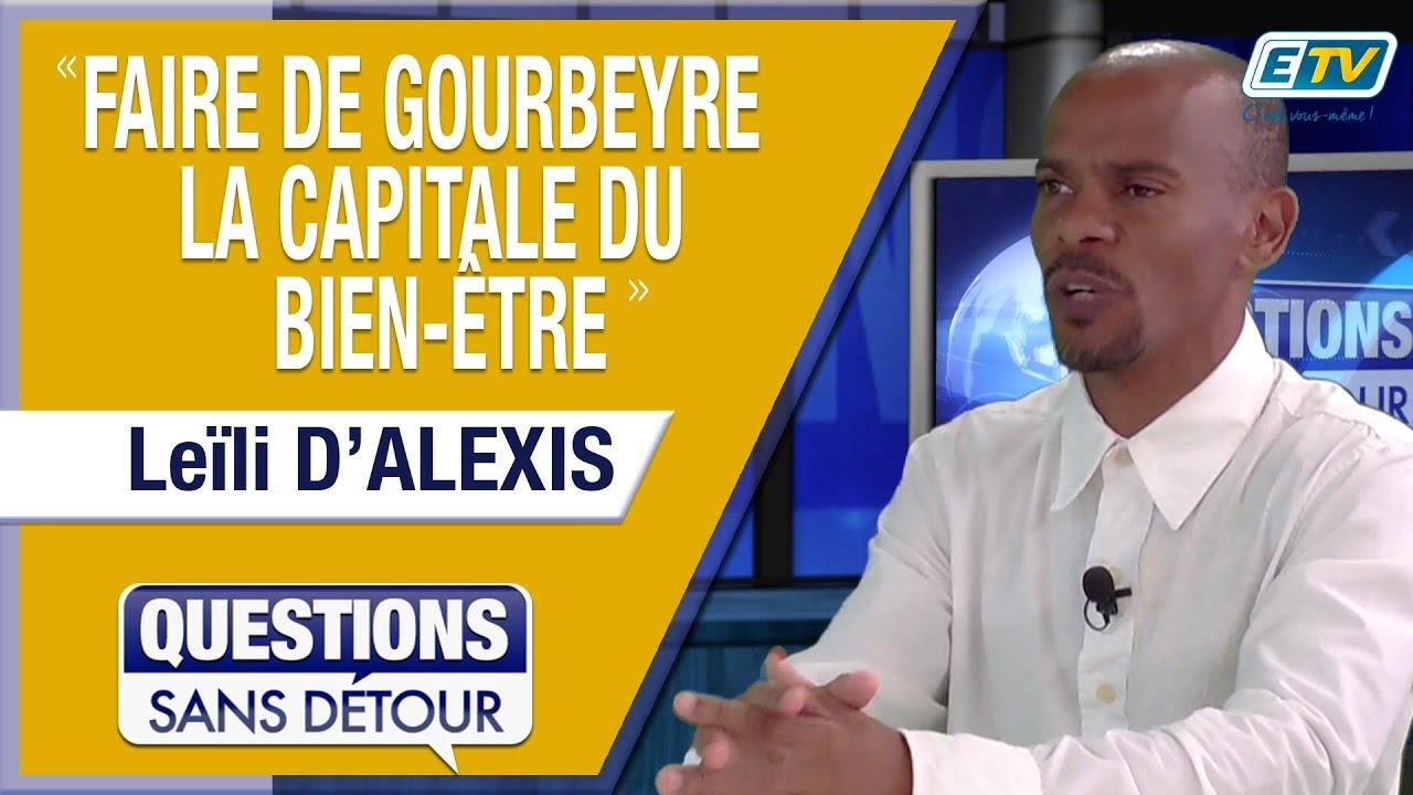 Questions Sans Détour avec Leïli D'ALEXIS