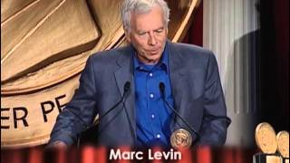 Mark Benjamin, Marc Levin & Cory Booker - Brick City - 2009 Peabody Award Acceptance Speech