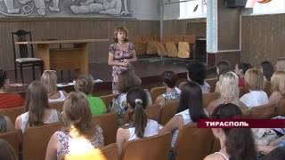 Вручение направлений на учебу поступившим в ВУЗы РФ