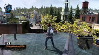 INFAMOUS SECOND SON easter egg Sly (PS2-PS3 ESCLUSIVA)