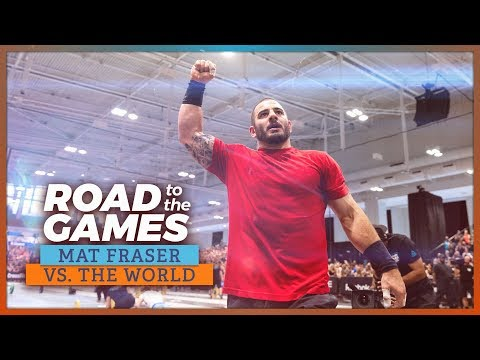Road to the Games Ep. 18.05: Mat Fraser Vs. The World