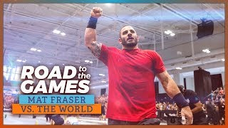 Road to the Games Ep. 18.05: Mat Fraser Vs. The World thumbnail