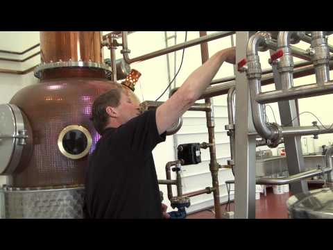 Turning Apples Into Vodka at the Beak and Skiff Distillery | Waldo Finds America