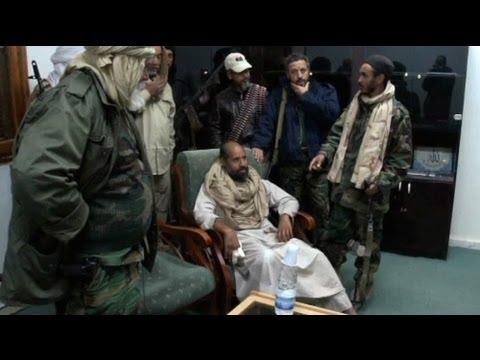 Download Saif al-Islam Gaddafi's first hours in captivity - no comment Mp4 baru
