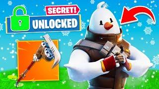Unlocking *SNOWMANDO* in FORTNITE! (Free)