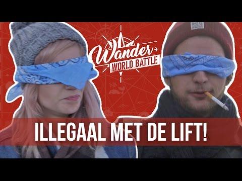 Dionne & Kaj VS Sophie & Kaj   #3 Dropping Challenge - Wander World Battle Kazachstan