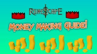 Runescape 750k PER HOUR! F2P/P2P Money making guide [Commentary!] ep.6