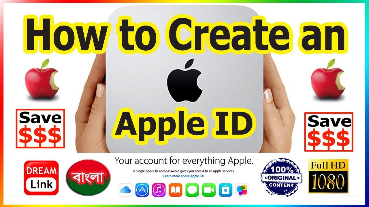 how to create youtube id