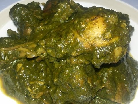 Palak Chicken Recipe By Sanjeev Kapoor | Chicken in Spinach Gravy Recipe | Quick Chef