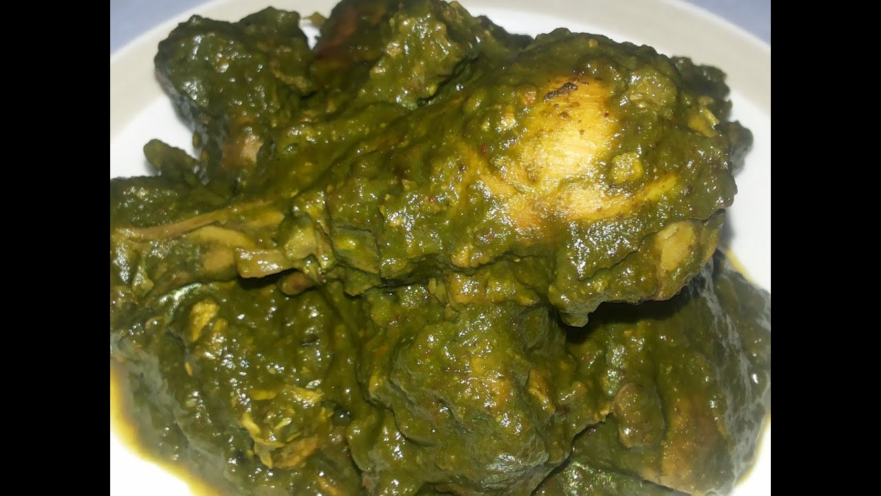Palak chicken sanjeev kapoor quick chef youtube forumfinder Images