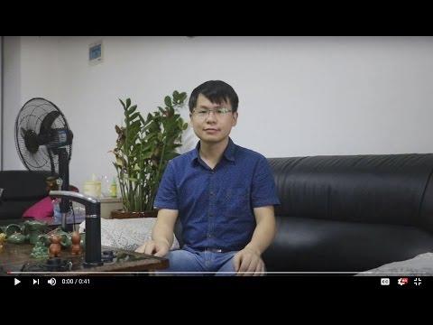 Charlie Lin, Shenzhen-based Sourcing Agent/Interpreter (Introduction)
