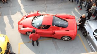FERRARI ENZO PARALLEL PARKING FAIL!
