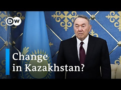 Kazakhstan's Nazarbayev steps down as President after 30 years in power | Dw News