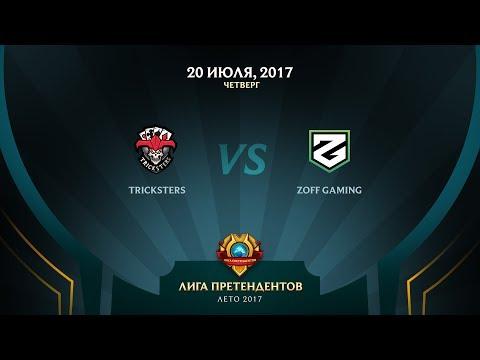 TRX vs ZG - Неделя 4 День 1 Игра 1