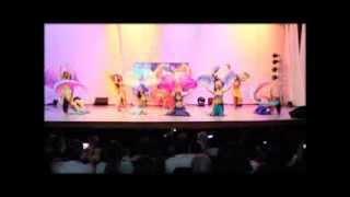 Danza Arabe en Cali - Elementos Aire