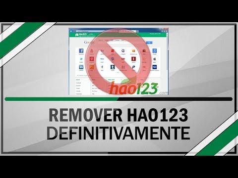 Como remover o HAO123 definitivamente de qualquer navegador - 100% Funcional