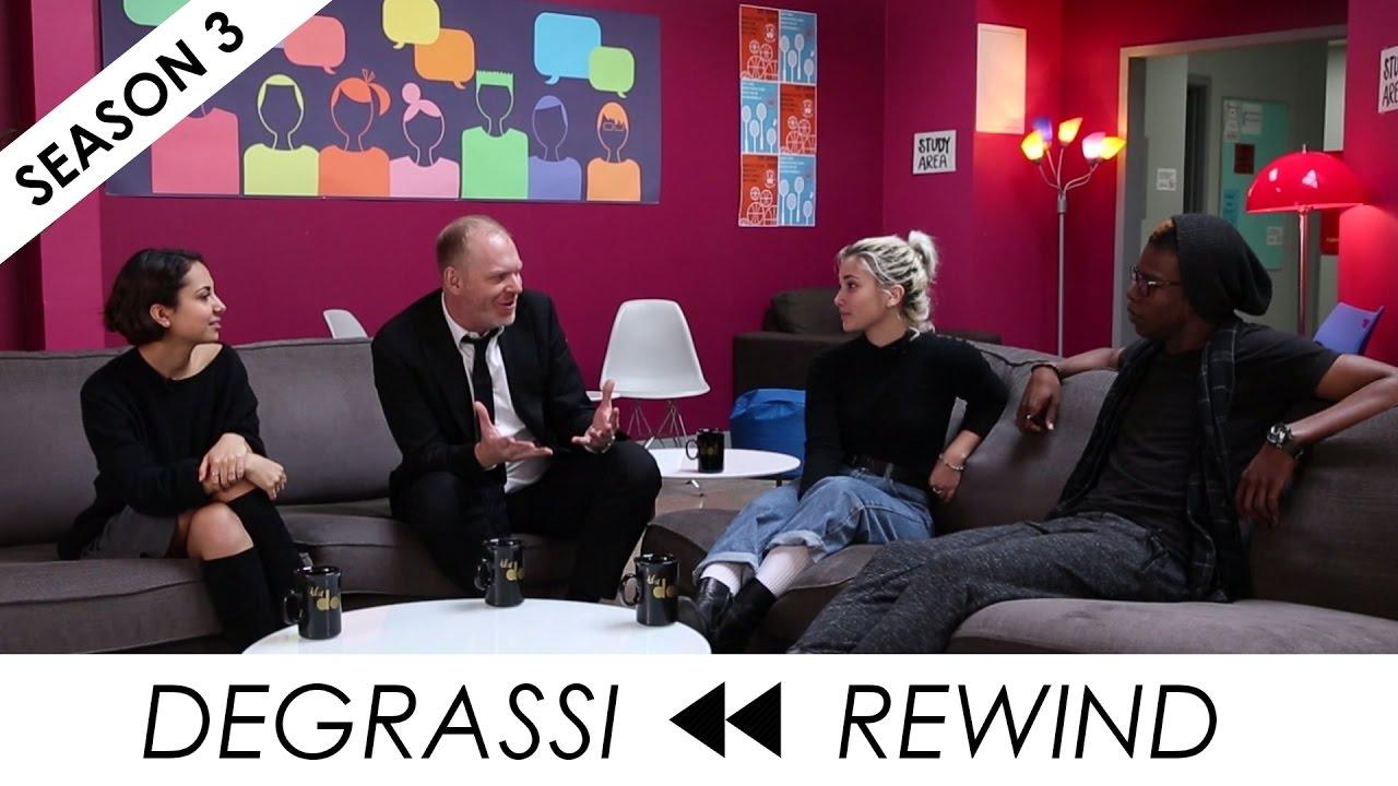 Degrassi Rewind - Season 3
