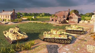 German D-DAY Factory Defense Line 1944 Invasion | Steel Division Normandy 44 Gameplay