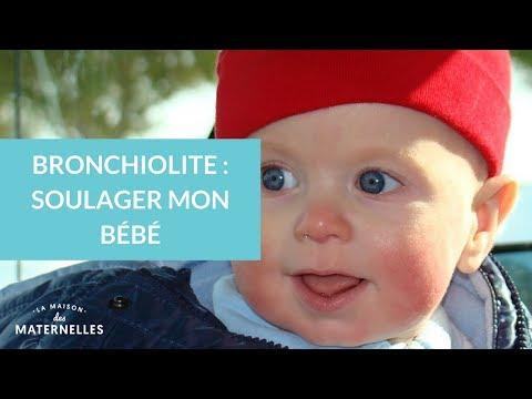 bronchiolite nez bouché congestion nasale