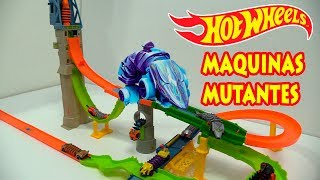 HOT WHEELS PISTA LAS MAQUINAS MUTANTES ATAQUE URBANO MUTANT MACHINES CITY ATTACK