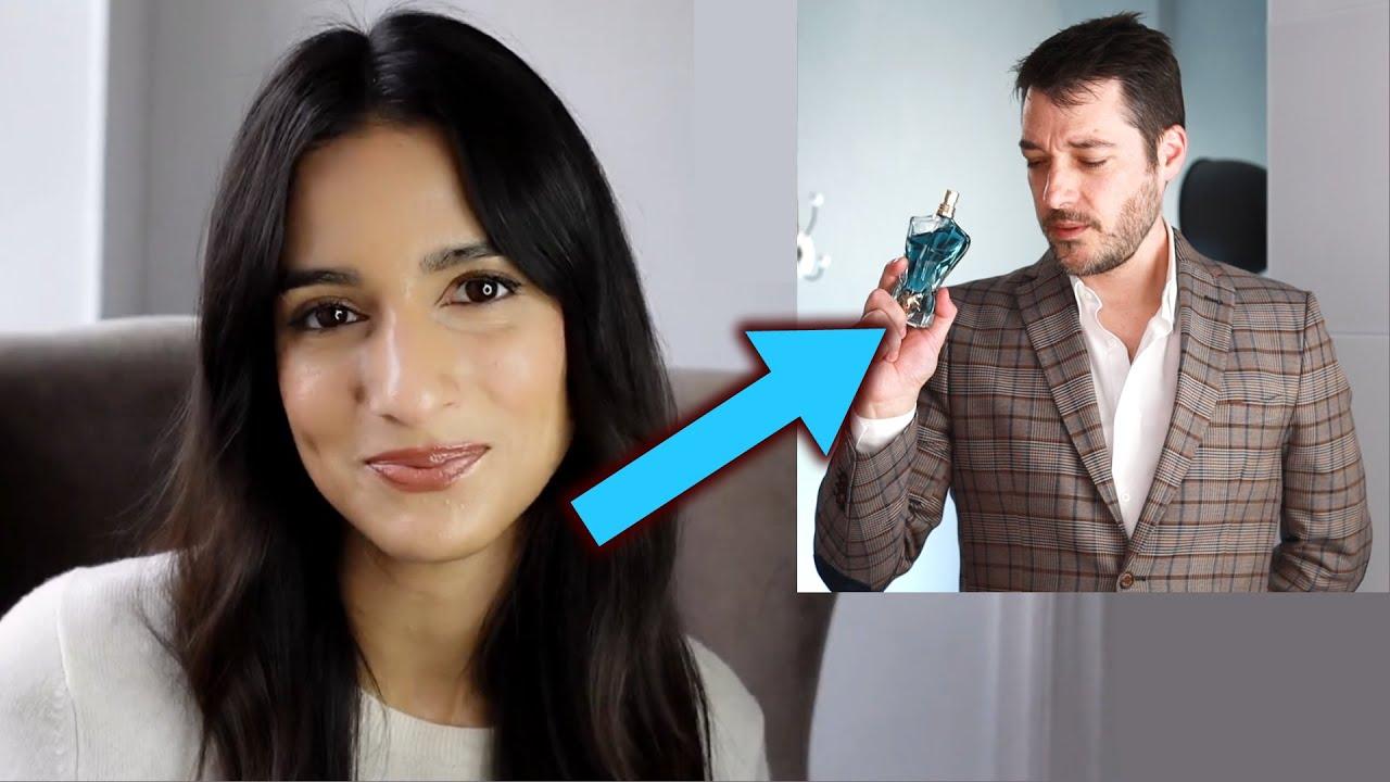 Top 5 perfumes para hombre, con Ashley