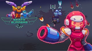 Space Gunner: Retro Alien Invader - Android Gameplay (By 137studio)