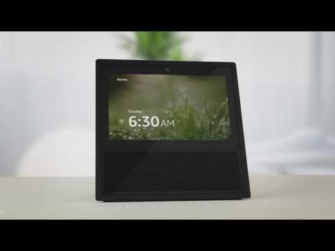 Echo Show: Alarms & Do Not Disturb