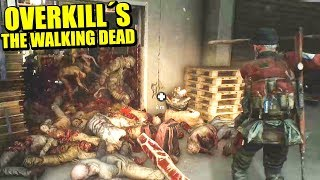 TANK LEVEL 8 EN DIFÍCIL, TEMPORADA 1 PARTE 1 - OVERKILLS THE WALKING DEAD | Gameplay Español